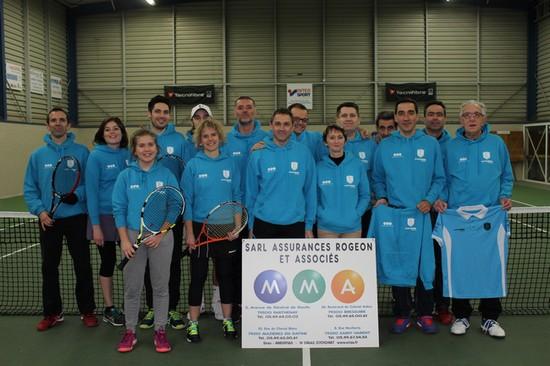 Tennis Club de Châtillon sur Thouet
