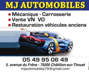 mg automobiles
