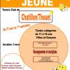 Tournoi Jeune de Châtillon du 27/08 au 01/09