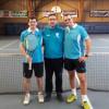 Le tennis club de Châtillon sur Thouet est champion départemental séniors hommes.
